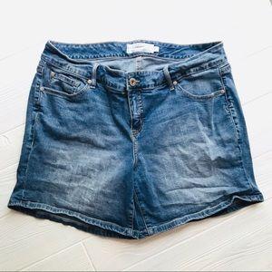 torrid Shorts - Torrid Jean Shorts